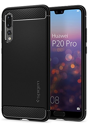 Spigen Rugged Armor Designed for Huawei P20 Pro Case...