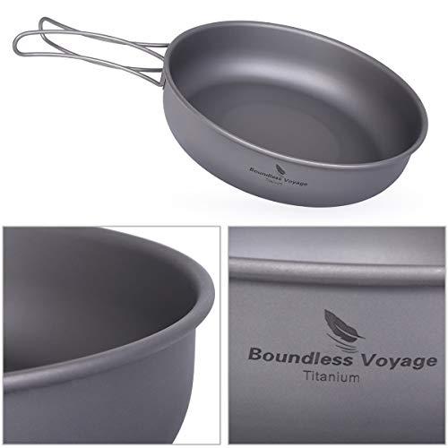 Boundless Voyage Ti15144B-UK