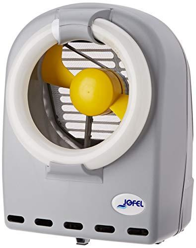 Jofel AJ36000 Exterminador de Insectos por Aspiración, ABS, 32W