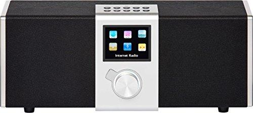 NOXON 15100 NOVA Internet-/DAB+ Radio (2.1 Stereo Sound, WLAN,LAN,DAB,DAB+,UKW,Bluetooth, 8,13cm (3,2