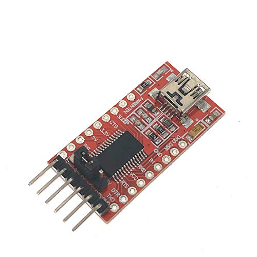5PCS FT232RL FT232 USB to TTL Download 3.3V Max 80% OFF Serial Mail order Cable A 5V
