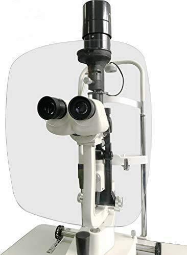 Slit lamp Breath Shield, SL-B8, 14' X 12', Thick Acrylic, Universal Ophthalmic