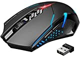 miglior VicTsing Mouse Gaming Wireless Mouse da Gioco Sile