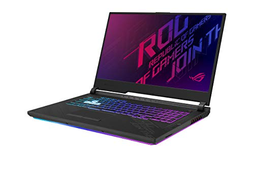 "ASUS ROG Strix G17 (2020) Gaming Laptop, 17.3"" 144Hz FHD IPS Type Display, NVIDIA GeForce RTX..."