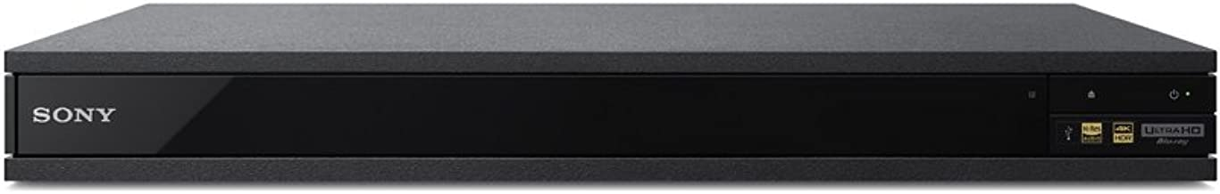 Sony UBP-X800 4K Ultra High Definition 3D Blu-Ray Player