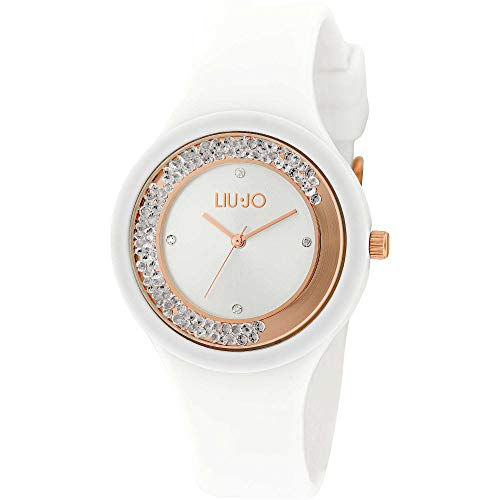 Orologio Donna Dancing Sport Rose Bianco Liu Jo Luxury