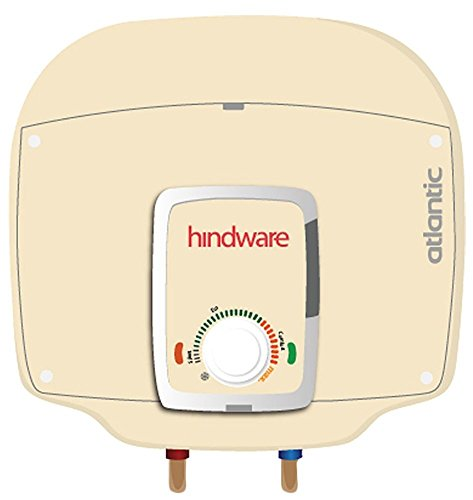 Hindware Atlantic 15 L Storage Water Heater (Ivory)