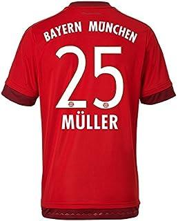 Adidas FC Bayern Müller Camiseta de 2016