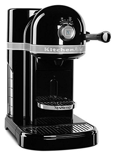 KitchenAid KES0503OB Nespresso, Onyx Black (Renewed)