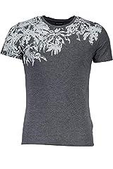 Guess Jeans T-shirt Camiseta de Manga Corta para Hombre - M82I00K4JU0