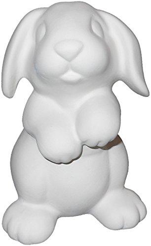 The Lovable Rabbit - Paint Your Own Bunny-rific Ceramic Keepsake