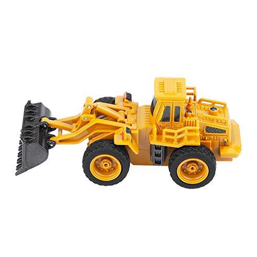 RC Auto kaufen Baufahrzeug Bild 2: Fernbedienung Bagger LKW Bagger Spielzeug RC Kran Mini Baufahrzeug Kinder Geschenk(Kipper)*