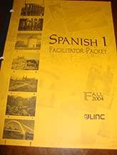 Spanish 1 Facilitator Packet