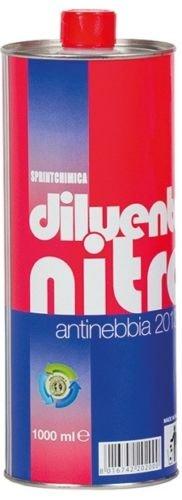Sprint DILUENTE NITRO ANTINEBBIA LT. 1 SOLVENTE VERNICE COLORE
