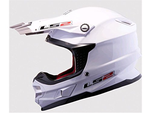 LS2 MX456 Single Mono Cross Helm XXL (63/64)