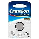 Camelion Pila de botón de Litio CR2320 1er Blister, 3,0V, Lithium