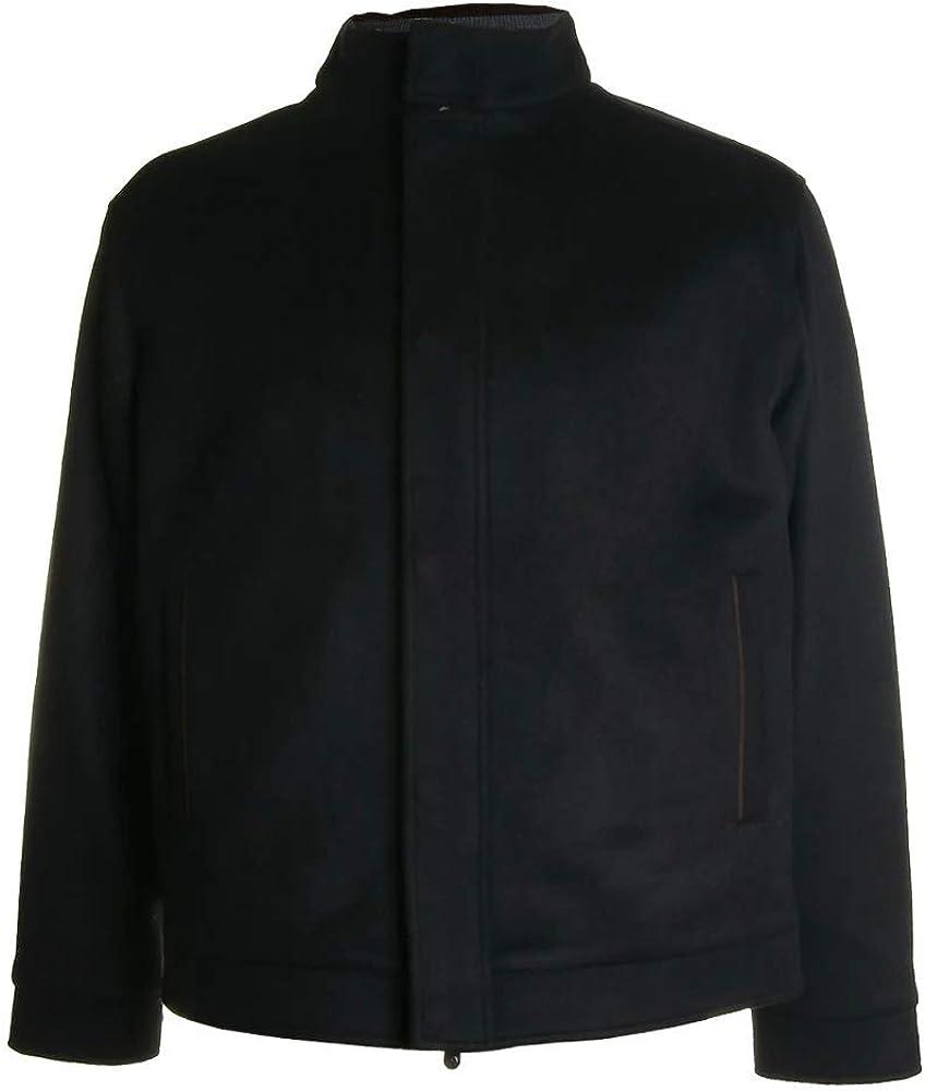 Peter Millar Crown Flex-Fleece Bomber
