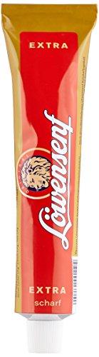 LOEWENSENF Senf Extra, 6er Pack (6 x 200 ml)