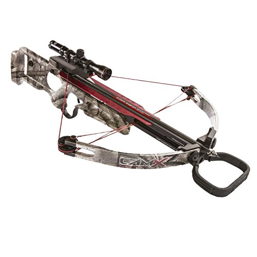 CAMX X330 Hunting Crossbow - Mossy Oak Treestand