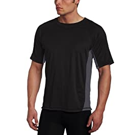 Kanu Surf Men's Cb Rashguard UPF 50+ Swim...
