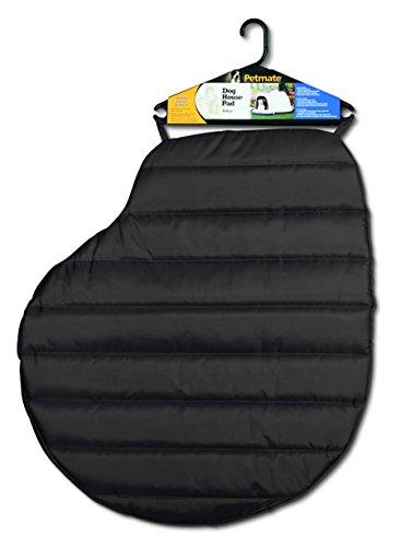 Petmate Quilted Indigo Nylon Pad, 50-90 lb, Black