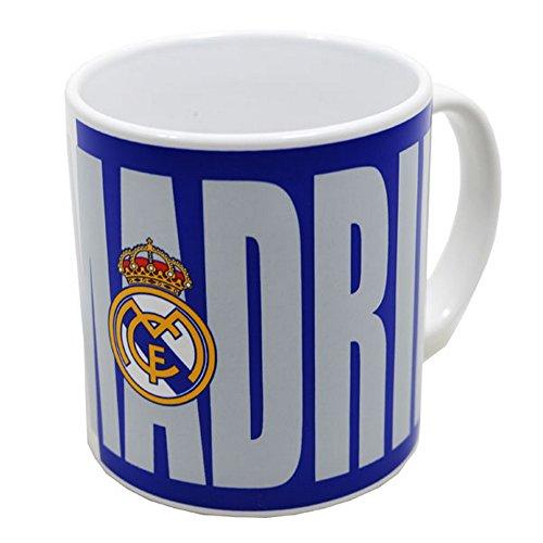 Écusson du Real Madrid Tasse Jumbo Word Mark-boîte