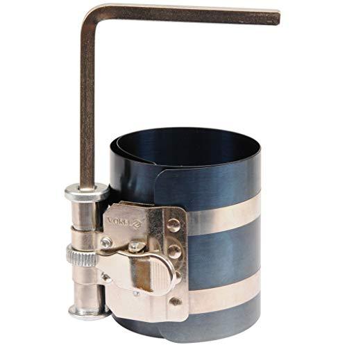 sourcingmap 12mm x 23mm x 85mm compresseur air en aluminium bielle piston