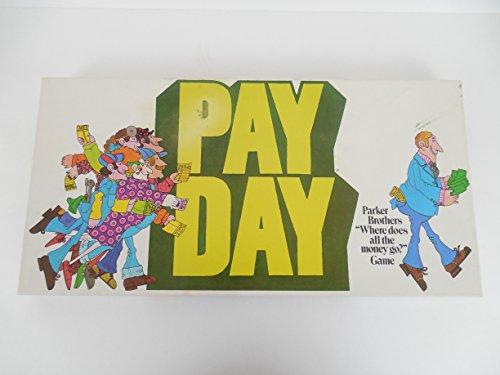 Payday Brettspiel 1975 Edition