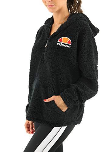 ellesse Seppy 1/2 Zip Hoodie WN's, Sweatshirt - XS