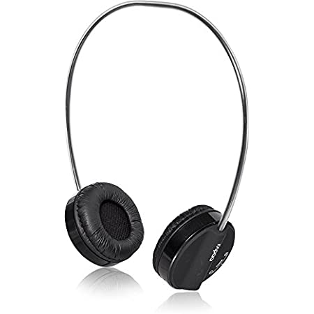 Rapoo 2.4Ghz Bluetooth Wireless Headset with Microphone (H6020 Black)