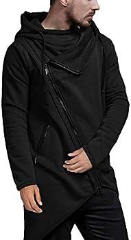 Coofandy Mens Fashion Hoodie Lightweight Casual Sweatshirt