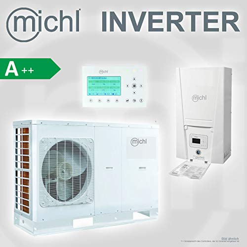 Michl Inverter Luft-/ Wasser Wärmepumpe split 8 kw MPI-SP8 AT