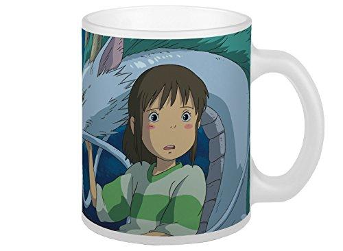 Semic Chihiros Reise ins Zauberland Tasse Haku Studio Ghibli Keramik,300ml