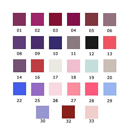 Golden Rose Matte Nail Polish - Choose your Color