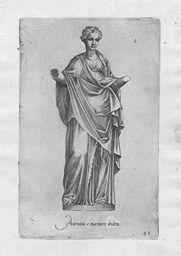 Aeternitas e marmore ibidem. - Aeternitas mythology Ancient Roman statue Rome Mythologie Römer Antike