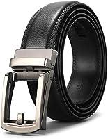 ベルト メンズ オートロック 本革 穴なしメンズ ベルト 紳士 スーツベルト 上質レザー 無段階調整 穴なし ビジネス カジュアル 男性ベルト サイズ調節可能