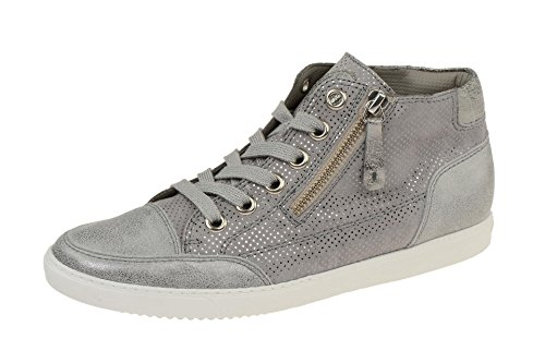 Paul Green Damen Sneaker 4242 4242-112 Silber 245169