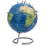 Bullseye Office - Magnetic World Globe (Lacquer Finish) - 10