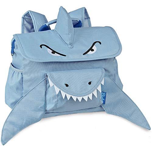 Bixbee Boys' Shark, Blue