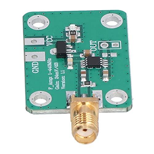 Scheda di alimentazione, scheda di alimentazione RF da 7V a 15V ad alta velocità 12mA per misuratore di potenza del rilevatore di log di uscita RF