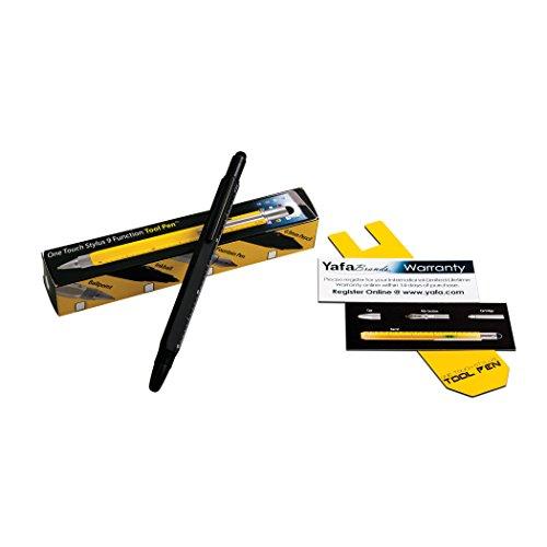Monteverde USA One Touch Tool Pen, Fountain Pen, Black (MV35232) Photo #3