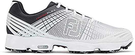 FootJoy Men's Hyperflex II-Previous Season Style Golf Shoes White 10.5 M Black, US