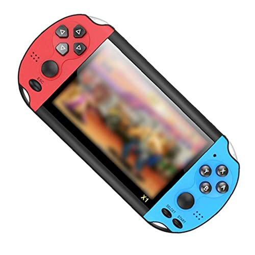 Handheld Game Console Compatible with X1 4.3 Inch Dual Joystick Game Console