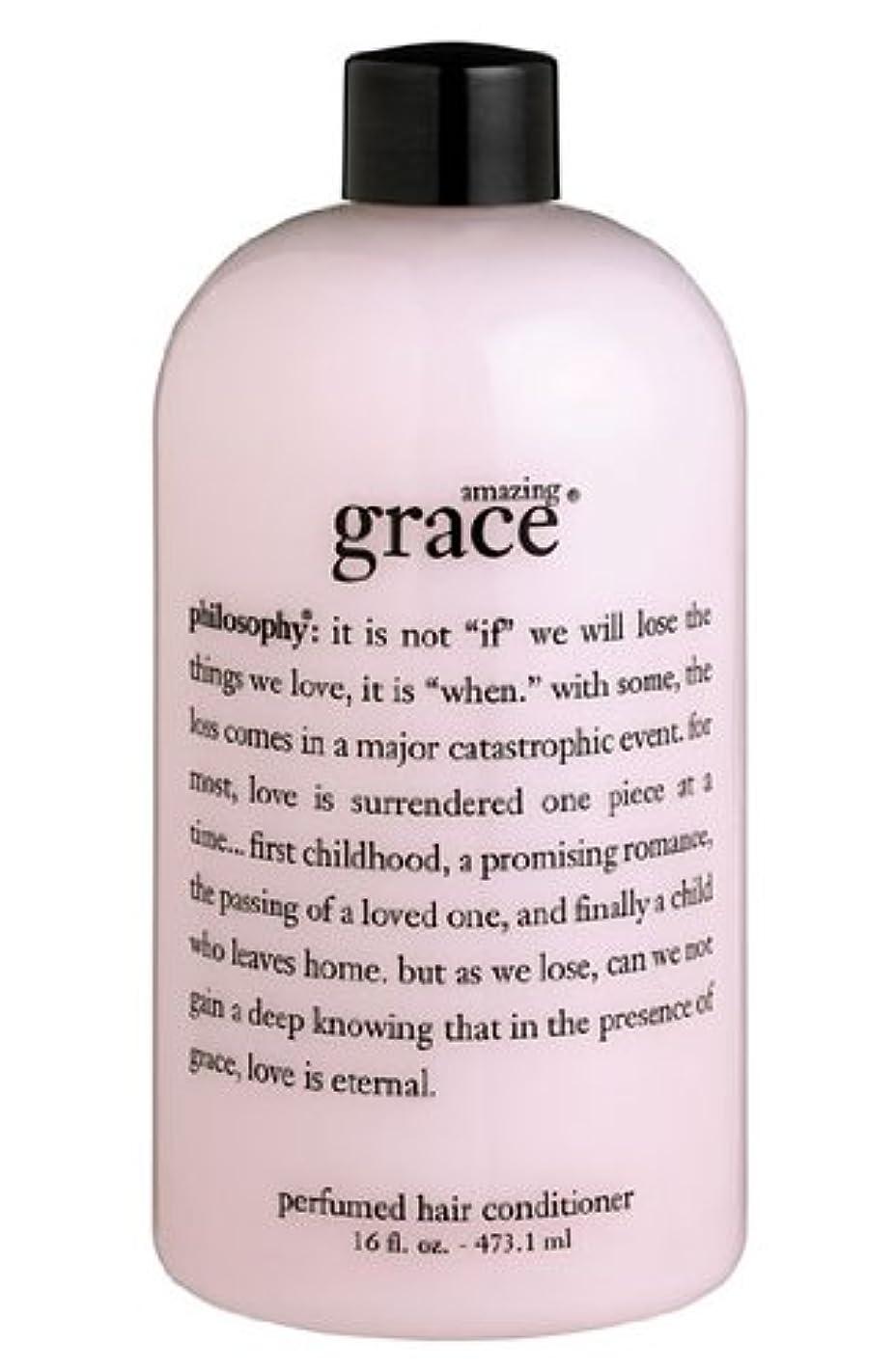 白鳥クアッガトラックamazing grace conditioner (アメイジング グレイス コンディショナー) 16.0 oz (480ml) for Women