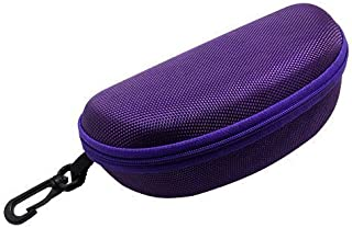 Protective Case for Glasses and Sunglasses Ruikey Hard Shell Eyeglass Case