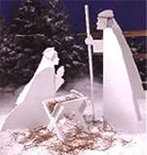 Best wood nativity set patterns Reviews