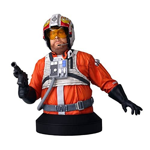Star Wars Jek Porkins SDCC 2014 Exclusive Mini-Bust image