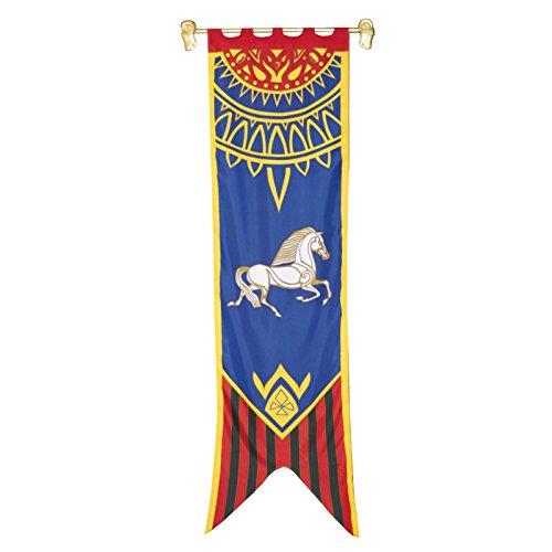 Herr der Ringe - Fahne - Das Banner von Rohan II - 55x201 cm
