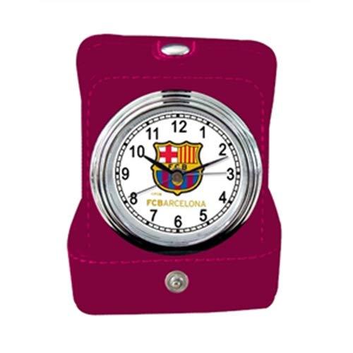SEVA IMPORT Barcelona Wecker, Unisex, Erwachsene, Schwarz, Einheitsgröße
