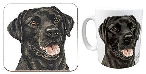 Waggy Dogz Cocker Spaniel Dog Puppy Made in UK Cadeau Qualité Coaster